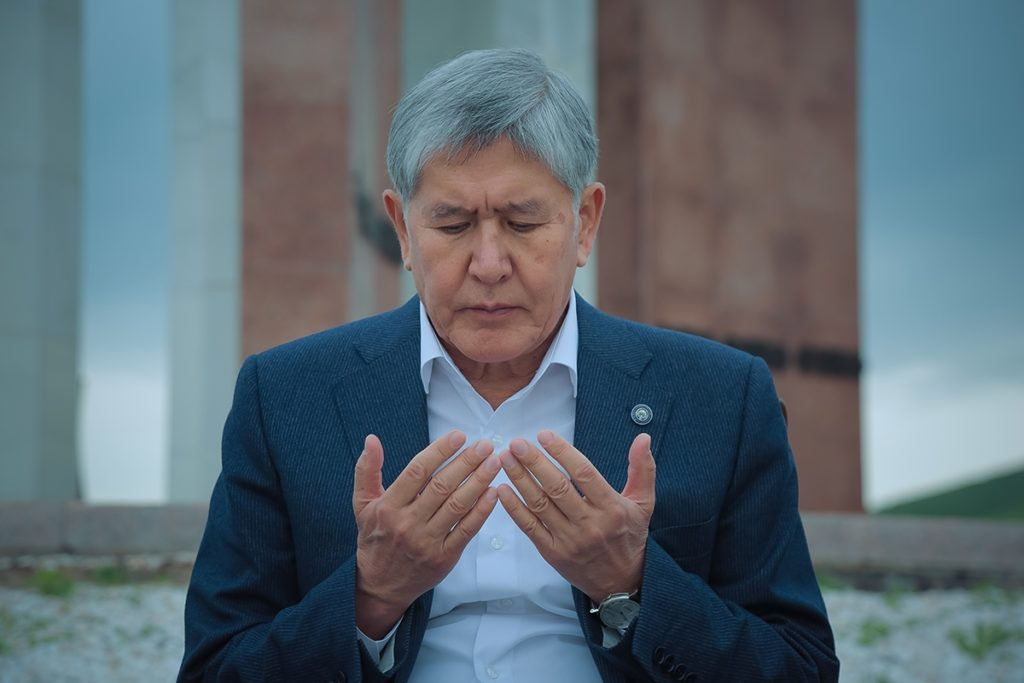 Security Forces Rearrested Kyrgyzstan's Ex-President Released By Protesters