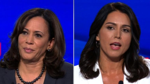 """Caitlin Johnstone: """"Propagandists Are Freaking Out Over Gabbard's Destruction Of Harris"""""""