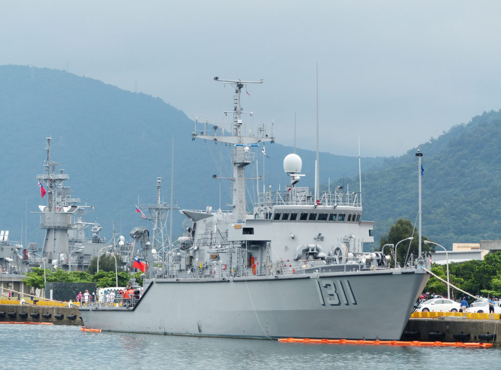 Taiwan's Navy: A Force in Flux