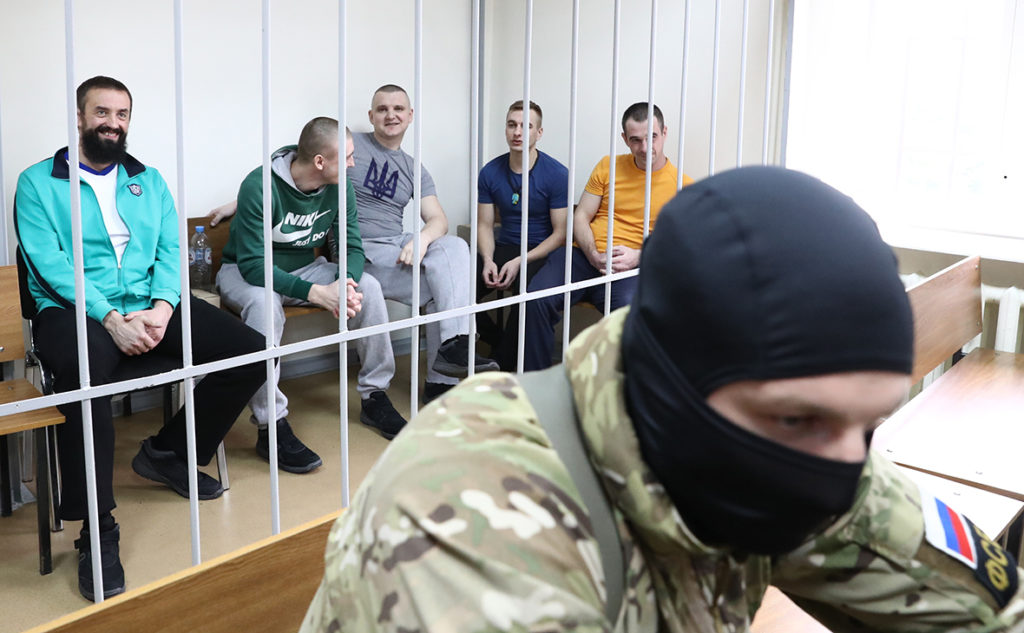 Ukraine And Russia To Possibly Exchange 'Prisoners' Under 33-33 Formula