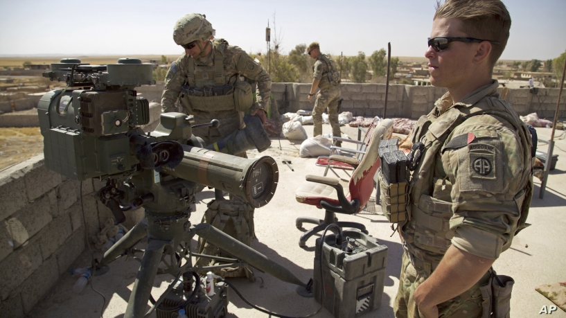 """Iraq Accuses U.S. Military Of """"Extremely Exaggerating"""" Numbers Of ISIS Members"""