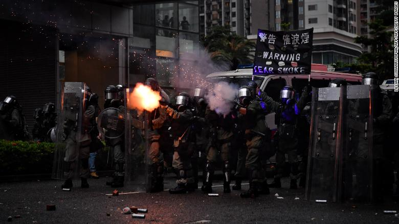 """Hong Kong and the Audacity of the U.S. Part of a """"Destabilization War"""" with China"""