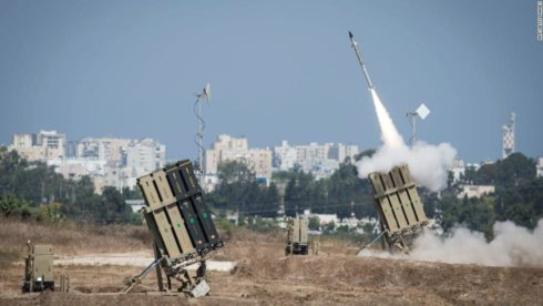 US Army Inks Deal For Israel's Iron Dome In Historic First
