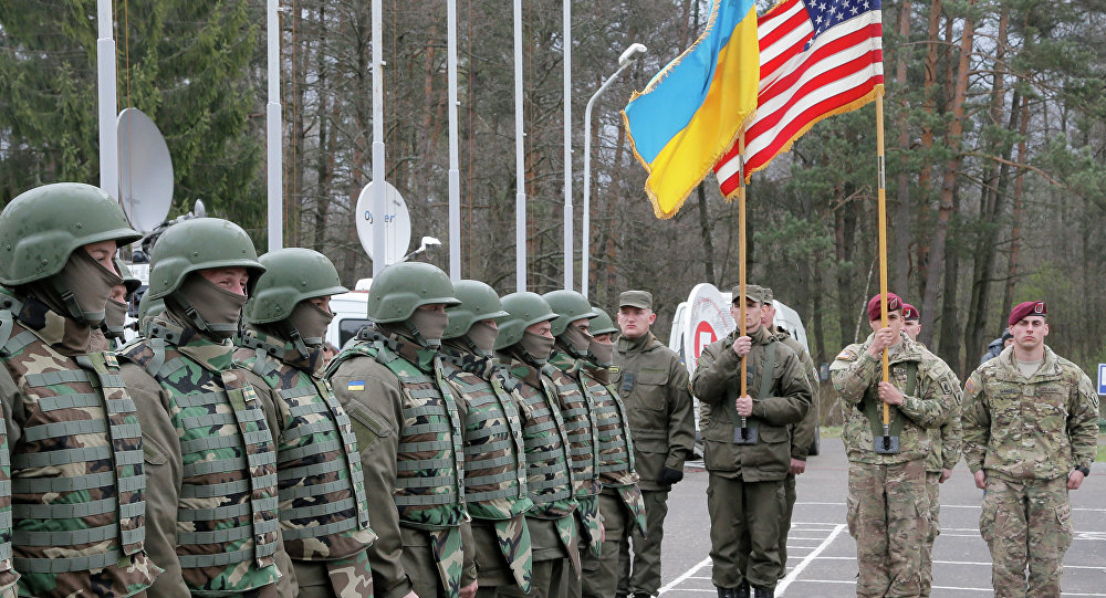 US Military Aid And Trump's Play In Ukraine