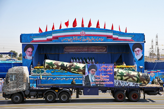 Iran Unveils Its Indigenous Air Missile Defense System - Bavar-373 (Photos, Videos)
