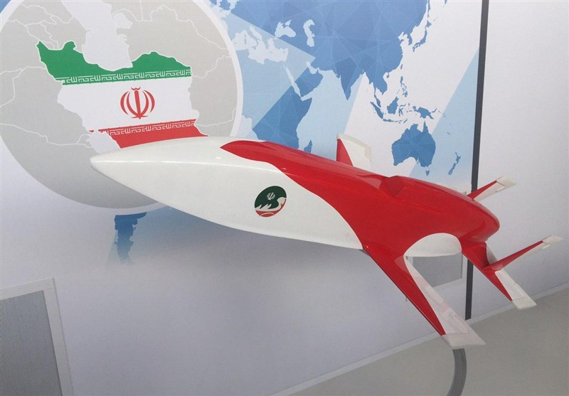 Iran Presents New Stealth Cruise Missile In Russia's MAKS Air Show