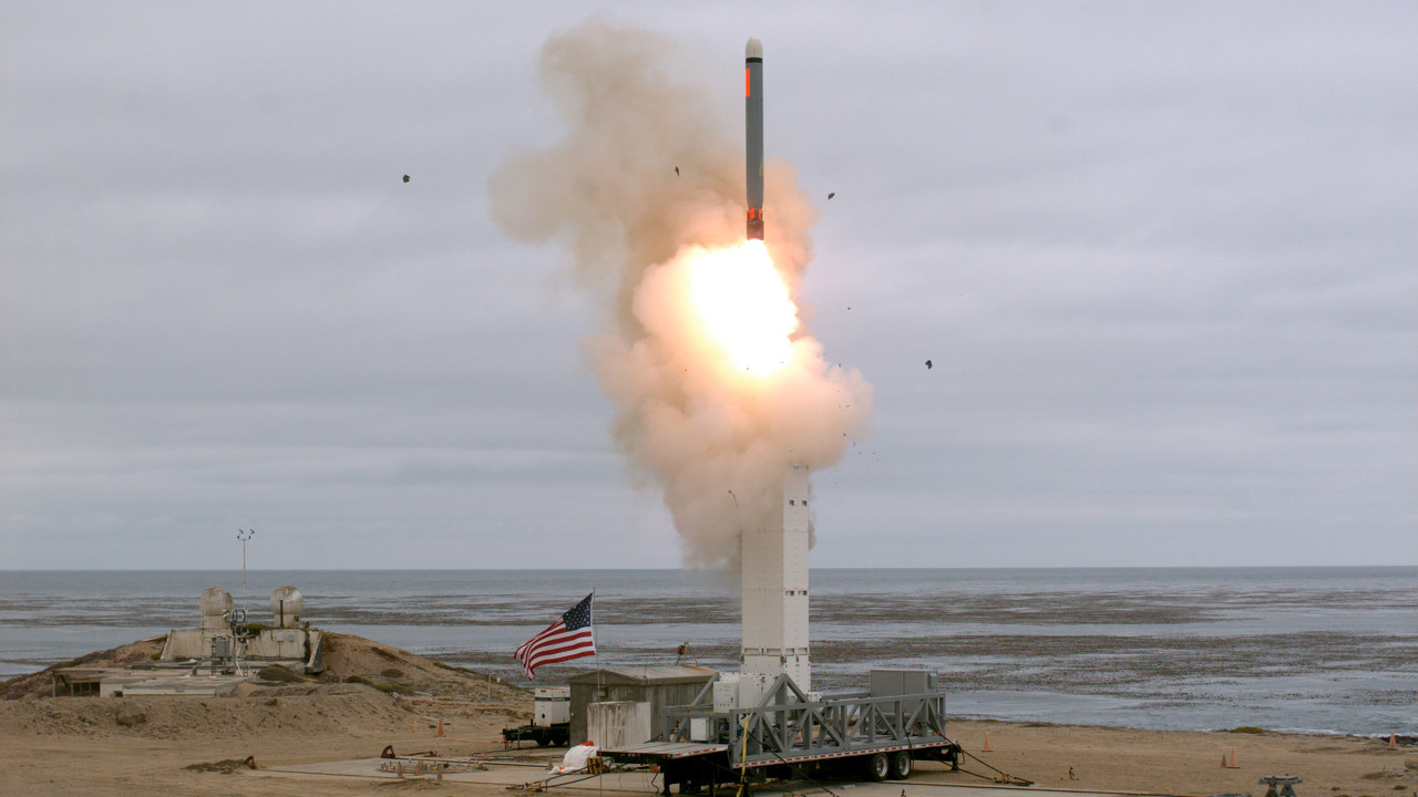 US Carries Out First Test Of INF-banned Missiles Using Launcher Of Aegis Ashore 'Defense System'