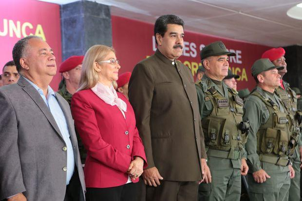 Trump Imposes Total Economic Embargo On Venezuela