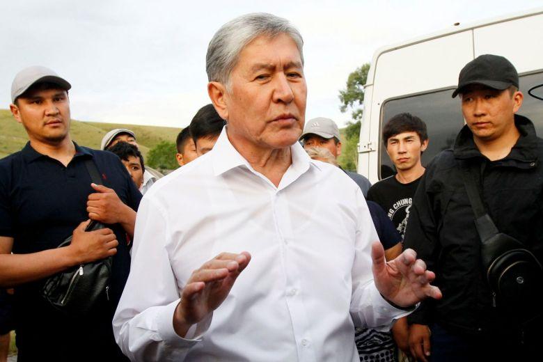 Kyrgyzstan Security Forces Stormed Residency Of Ex-President Almazbek Atambayev (Videos)