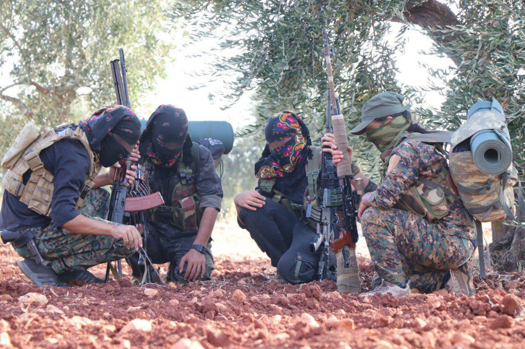 Afrin Liberation Forces Announced New Attacks On Turkish-Backed Militants