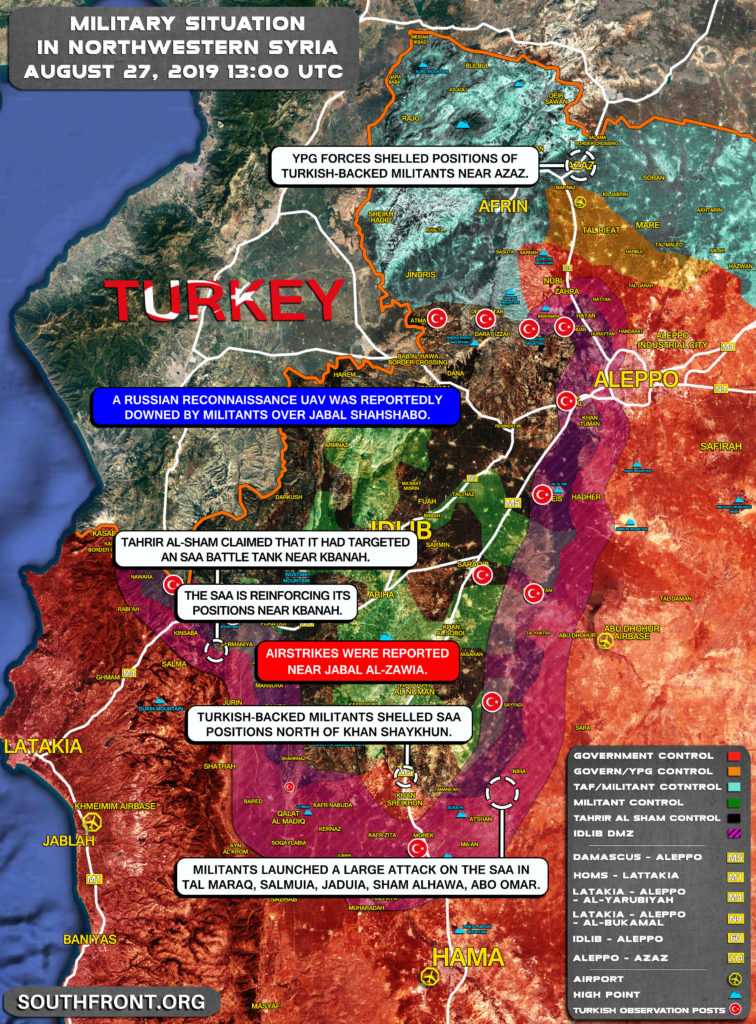Turkish-Russian Relations And Issues Of Idlib