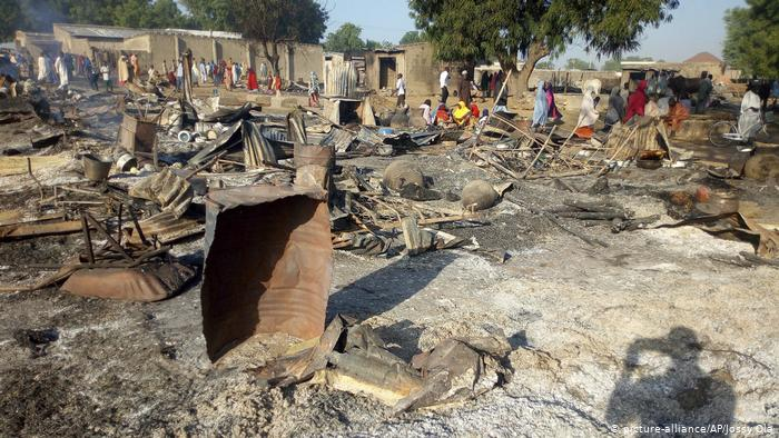 Nigeria Announces Defeat of Boko Haram, 1 Day After Attack Attributed to the Group Leaves 65 Dead