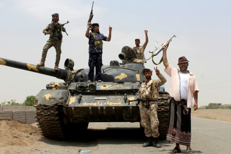 UAE Carries Out Airstrikes On Saudi-backed Yemeni Government Forces, Killing Upwards Of 300