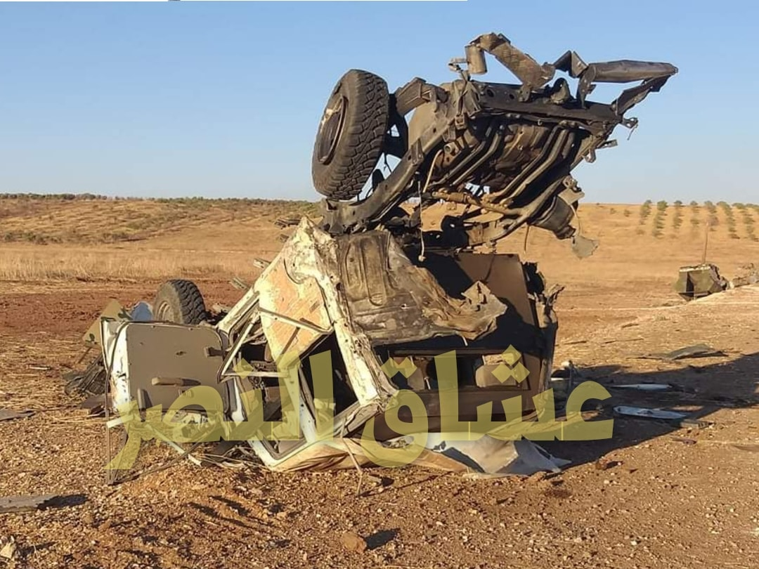New Photos Reveal Militants' Heavy Losses In Recent Northern Hama Battles