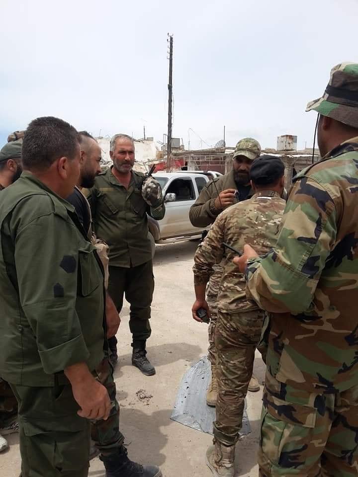 Syrian War: News #19 - Page 36 68733648_2618494631569988_1680749809641717760_n