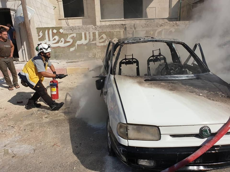 Horas Al-Din Commander, Military Engineer Assassinated In Idlib City (Photos)