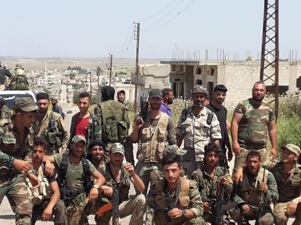 Syrian War: News #19 - Page 36 69538112_2618494358236682_2052828792203771904_n
