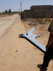 Two Israeli Drones Supplied By Turkey Shoot Down In Libya – Report