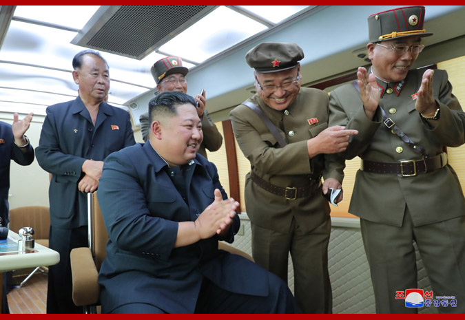 North Korea Carries Out 6th Weapon Test In 3 Weeks, Says US-South Korea Military Drill Is War Preparation