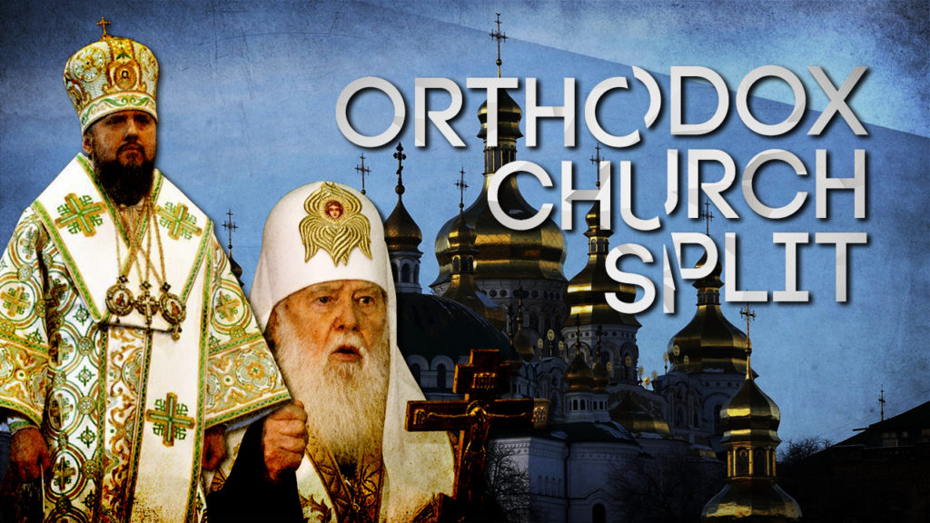 Religious Tensions Grow In Ukraine Amid Collapse Of Newly-Created 'Independent' Orthodox Church