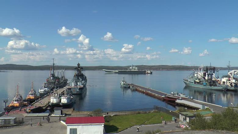 Shipping In Russia's Severomorsk Prohibited For Month After Rocket Explosion Incident
