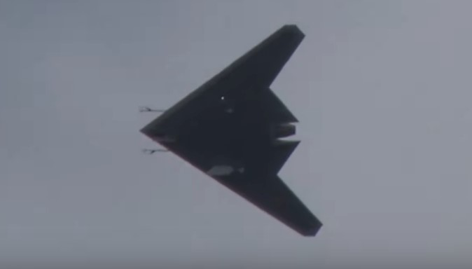 Russia Releases First Ever Video Showing Newly-Developed Okhotnik Heavy Strike Drone