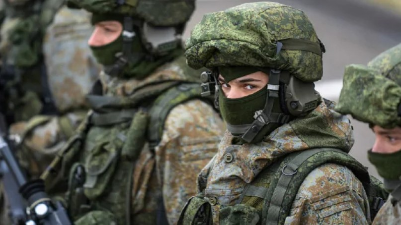 Challenge Accepted: Russian Troops Will Have Their Own Cellular Service