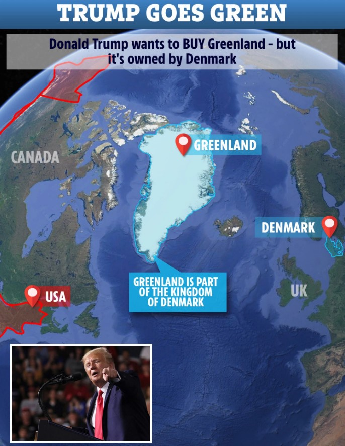 Imperial Sentiments: Donald Trump, Greenland and Colonial Real Estate