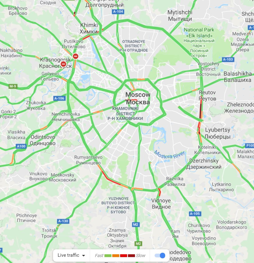 Moscow City Management: Corruption, Inefficiency, Arrogance
