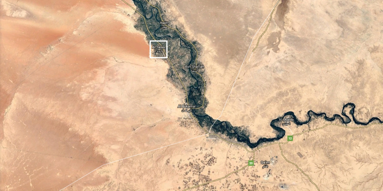 Russian Forces Are Establishing New Positions In Southern Deir Ezzor – Report