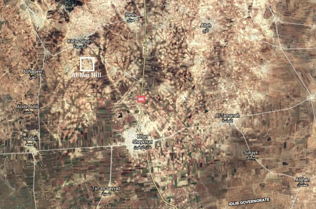 Syrian Army Moves To Encircle Khan Shaykhun, Captures Hilltop