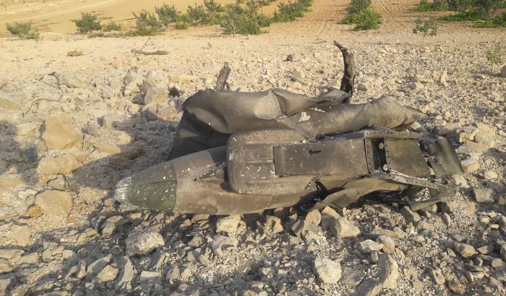 Militants Shot Down Syrian Warplane Over Southeastern Idlib (Videos)