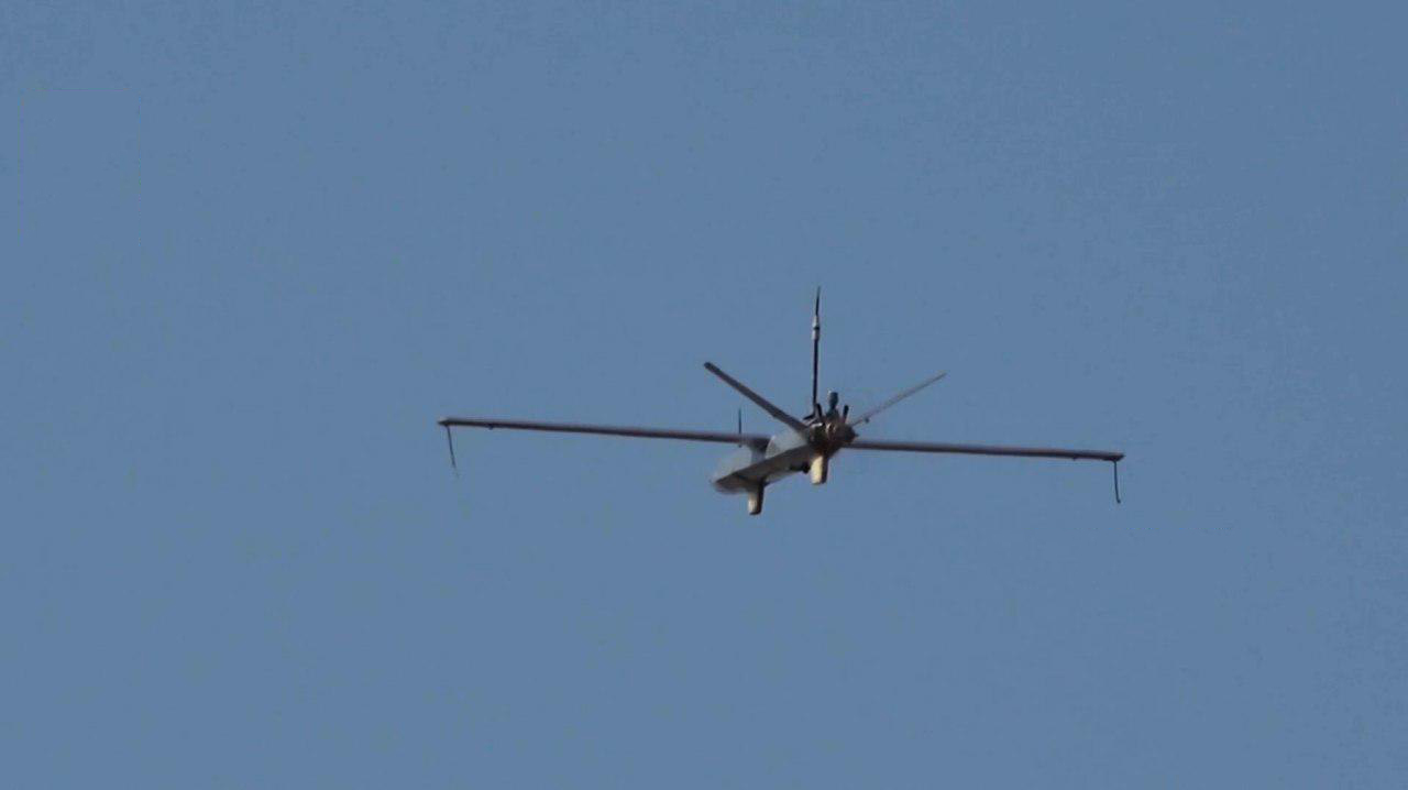 Saudi-led Coalition Shot Down Houthis' Suicide Drone