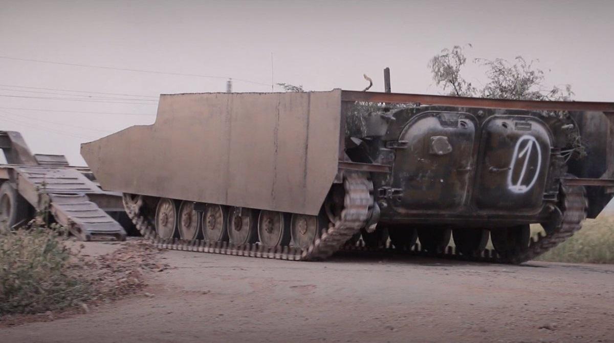 Syrian Army Destroys SVBIED Northwest Of Khan Shaykhun