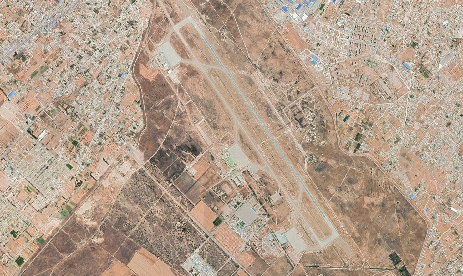 Libyan Air Force Destroys Cargo Plane, Warplane & Radars In Misrata Airbase (Video)