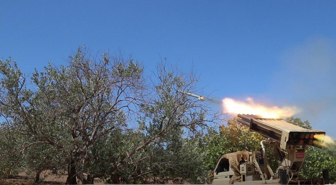 New Rocket Attack On Hmeimim Airbase Kills, Injures Six Civilians