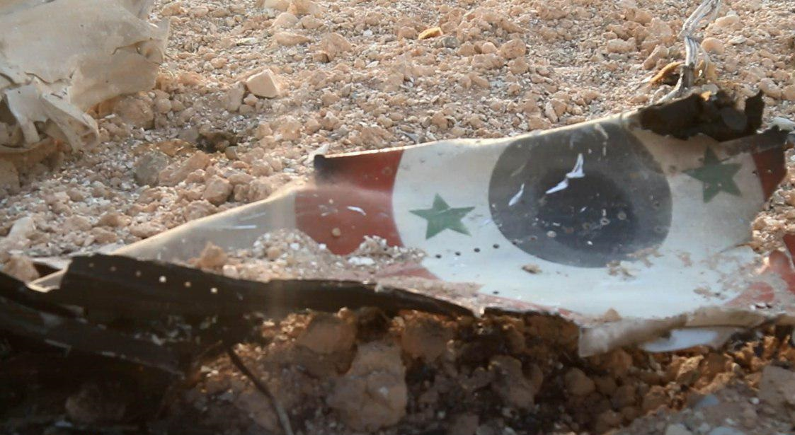 Syrian MoD Says Su-22 Warplane Was Shot Down With Anti-Aircraft Missile