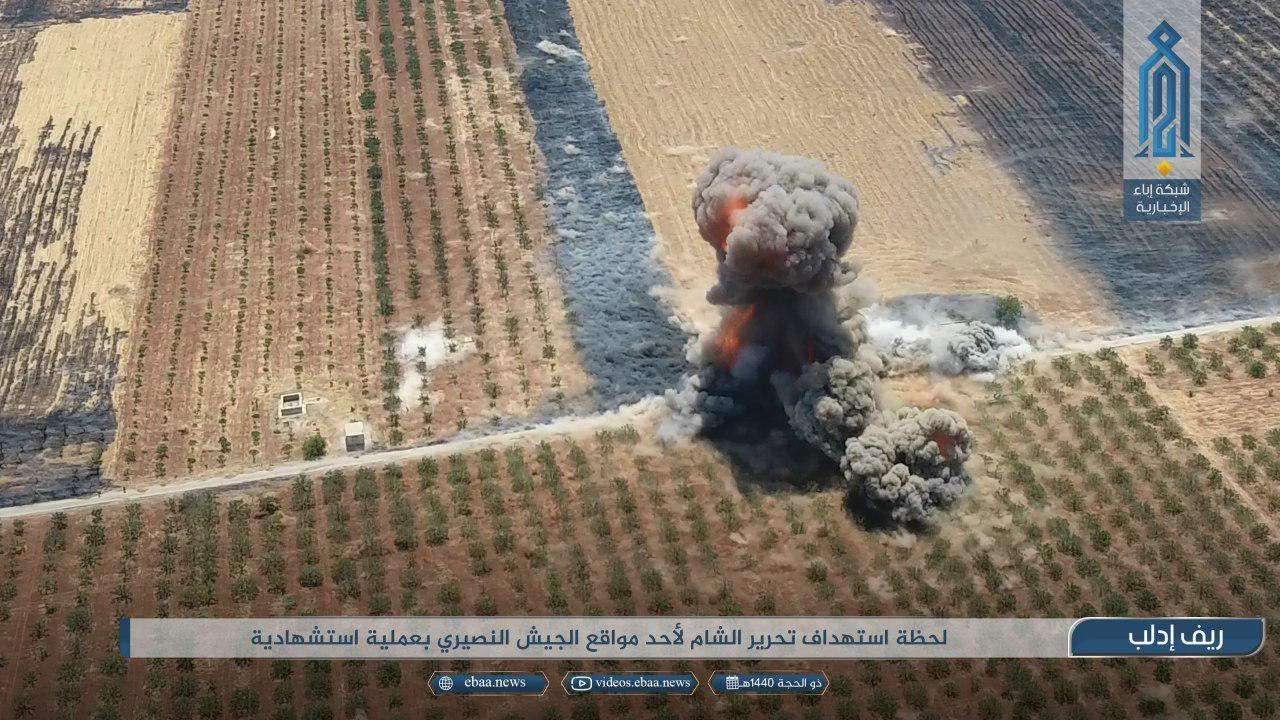 Syrian Army Repels Large Attack On Sukayk. Militants Employ SVBIED (Photos)