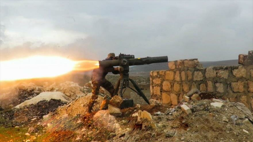 Militants Destroy Two Syrian Army Bulldozers In Southern Idlib