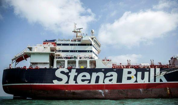 Iran Frees UK-Flagged Stena Impero A Day Before Crucial UN Summit