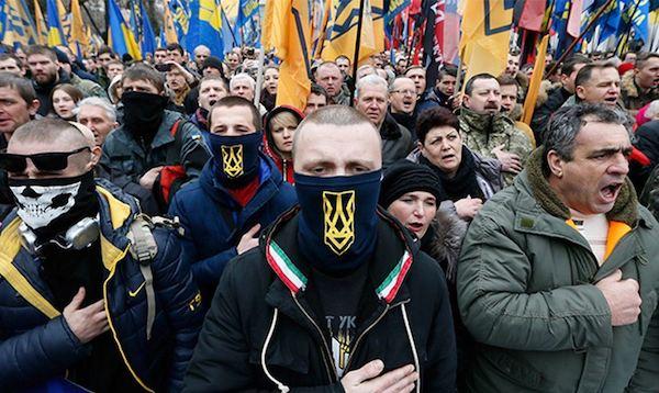 'No Nazis In Ukraine' Mantra Strikes Back: FBI Detained Wannabe Bomber WIth Links To Pro-Kiev 'Azov Battalion'