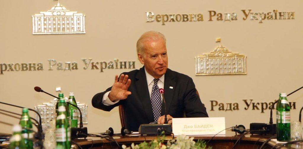 """Patrick J. Buchanan: """"Will 'Ukraine-Gate' Imperil Biden's Bid?"""""""