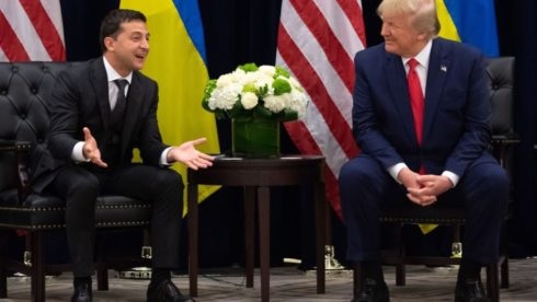 Here Is The Dirt Trump Wanted From Zelensky About The Bidens. Why Zelensky Doesn't Want To Give It To Him