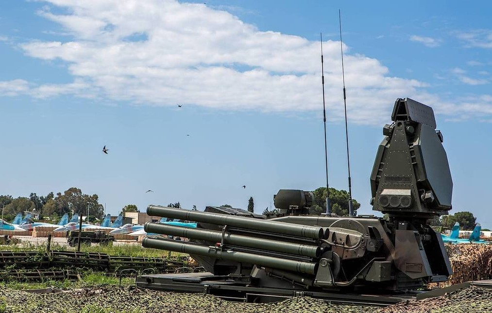 Terrorist Drones And Modern Technologies In Battle For Sky Over Hmeimim