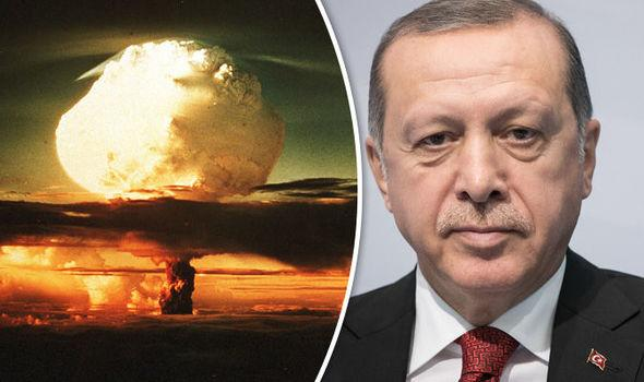 Erdogan Stuns By Saying Turkey May Need Nuclear Weapons