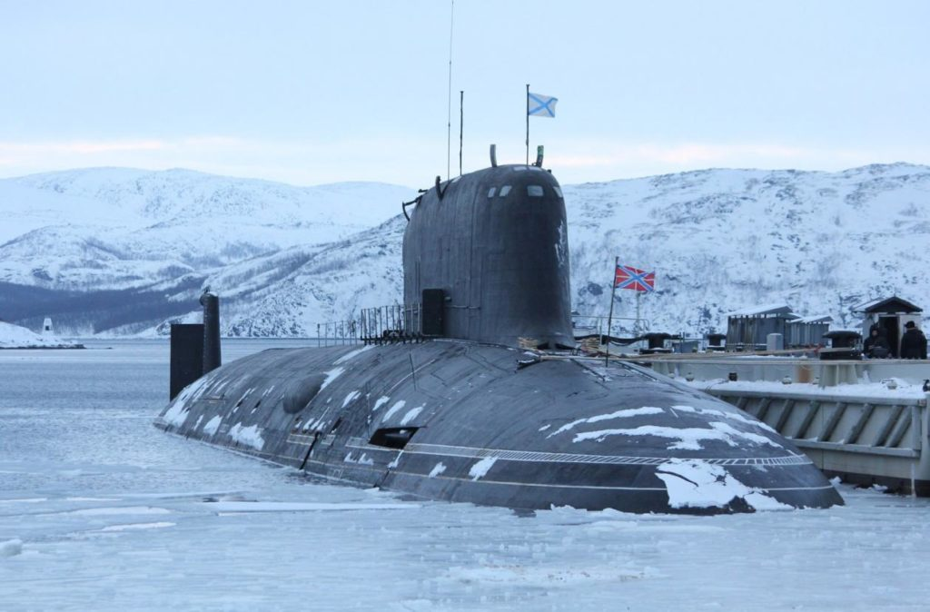 Russian Authorities Investigate Corruption Case In Electronics Producer For Nuclear Submarine And Spacecraft