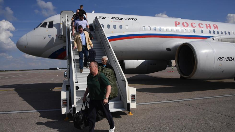 Russia And Ukraine Complete 35 For 35 Prisoner Swap