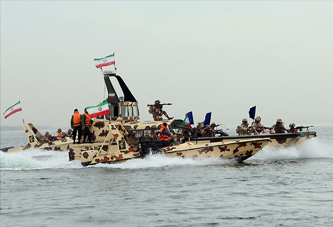 Iranian Forces Seized Foreign Vessel In Persian Gulf Over Fuel-Smuggling