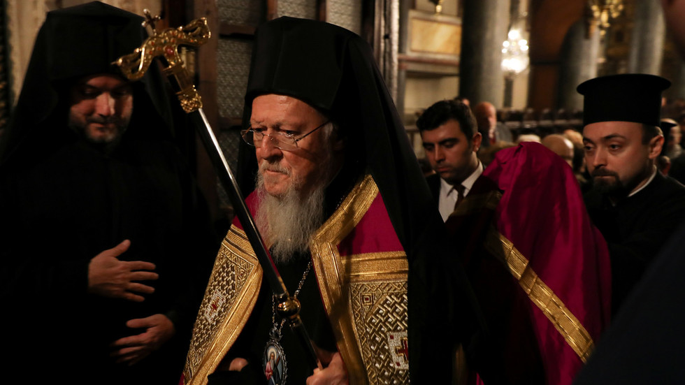 Globalist Puppet Patriarch Bartholomew Claims He Should Have 'Special Powers' In Orthodox World