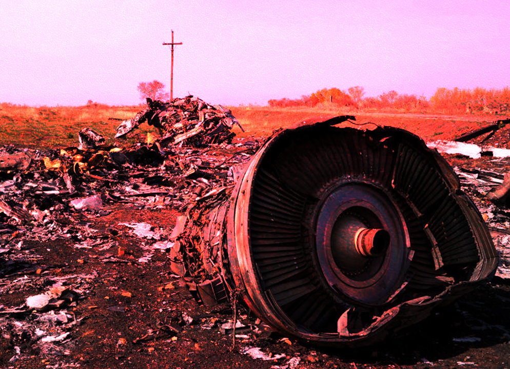 Netherlands Indirectly Admitted Own Complicity In MH17 Tragedy